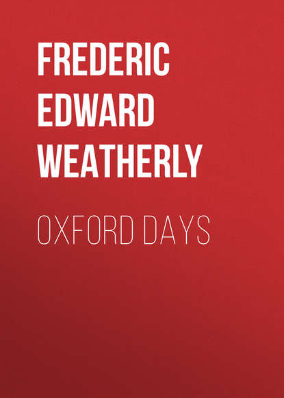 Oxford Days
