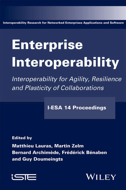 Группа авторов Enterprise Interoperability группа авторов enterprise interoperability