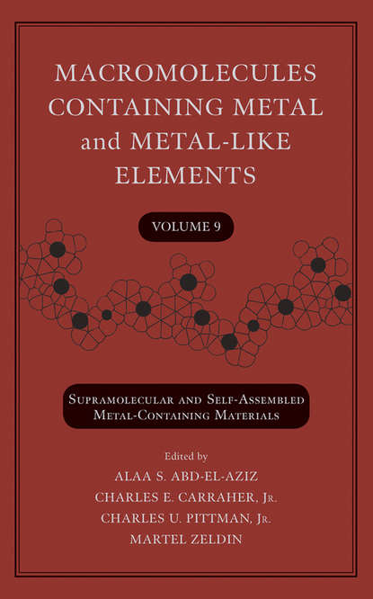 Martel Zeldin Macromolecules Containing Metal and Metal-Like Elements, Volume 9. Supramolecular and Self-Assembled Metal-Containing Materials 1 set metal soprano sax mouthpiece ligature and cap 6 7 9