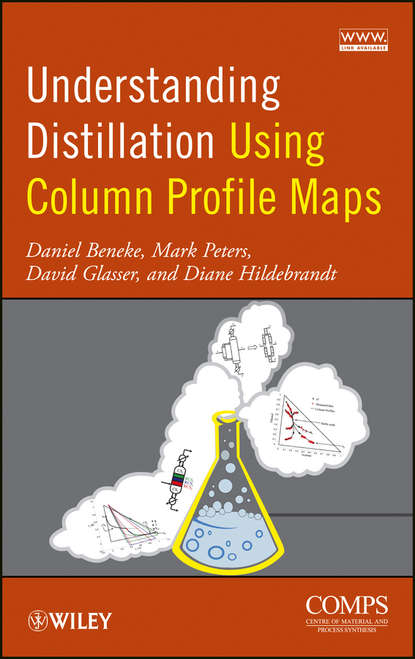 Mark Peters Understanding Distillation Using Column Profile Maps цена 2017