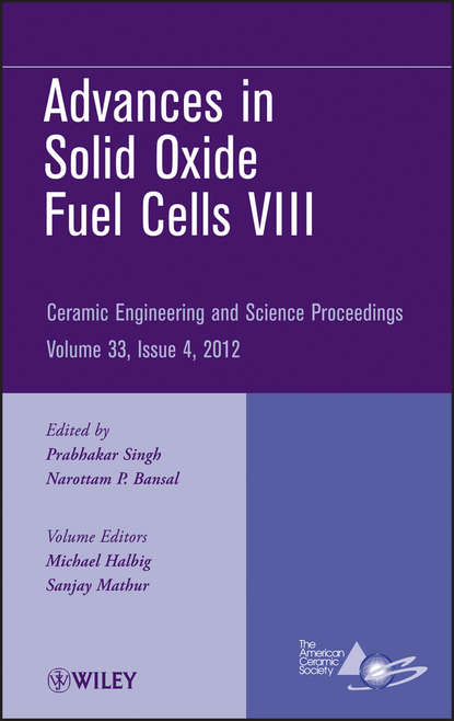 Фото - Группа авторов Advances in Solid Oxide Fuel Cells VIII группа авторов advances in solid oxide fuel cells and electronic ceramics ii