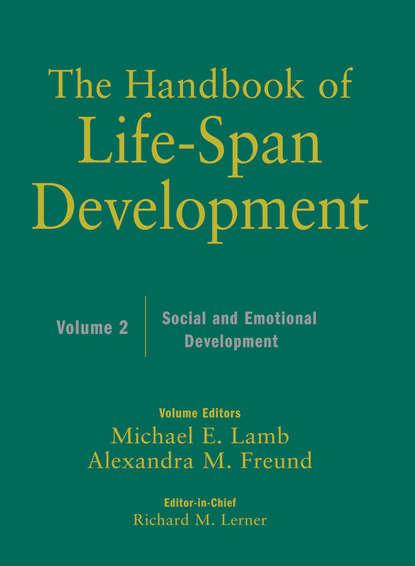 Michael E. Lamb The Handbook of Life-Span Development, Social and Emotional Development mathieu deflem the handbook of social control