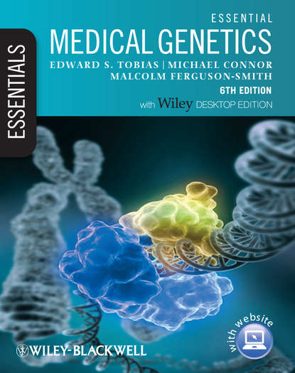 Michael Connor Essential Medical Genetics брюки chromosome chromosome ch036emapml0