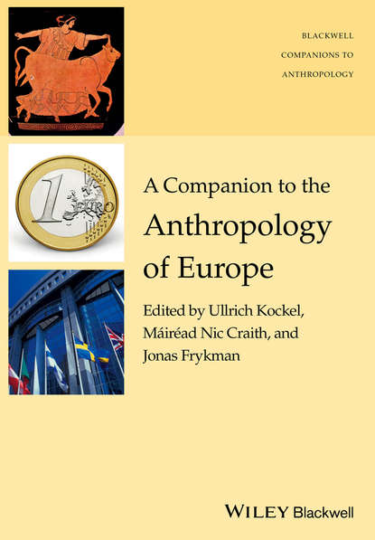 Группа авторов A Companion to the Anthropology of Europe osgood josiah a companion to persius and juvenal isbn 9781118301128