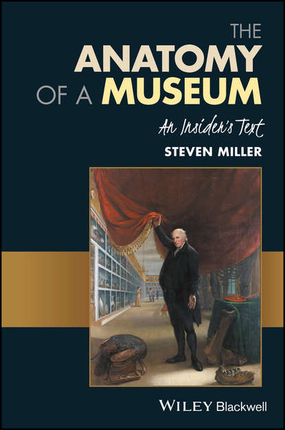 Steven Miller The Anatomy of a Museum недорого