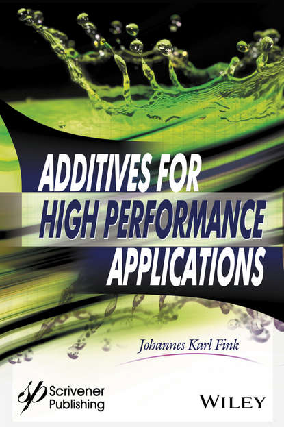 Фото - Johannes Karl Fink Additives for High Performance Applications titus a m msagati the chemistry of food additives and preservatives