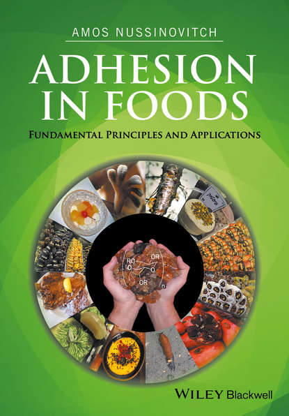 Amos Nussinovitch Adhesion in Foods. Fundamental Principles and Applications fermented foods in general and ethnic fermented foods in particular
