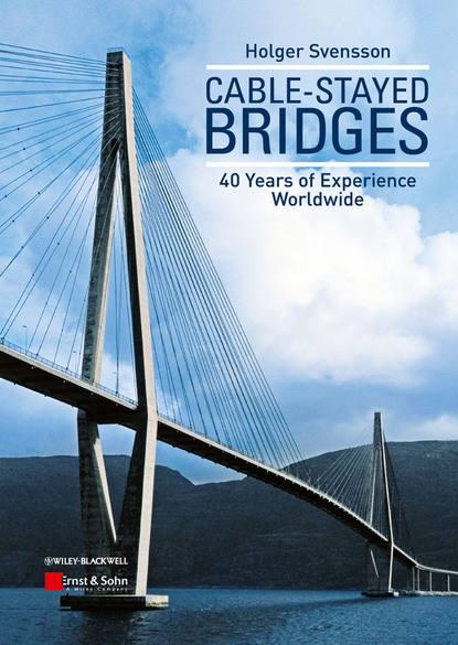 Фото - Holger Svensson Cable-Stayed Bridges 75 seven bridges пиджак
