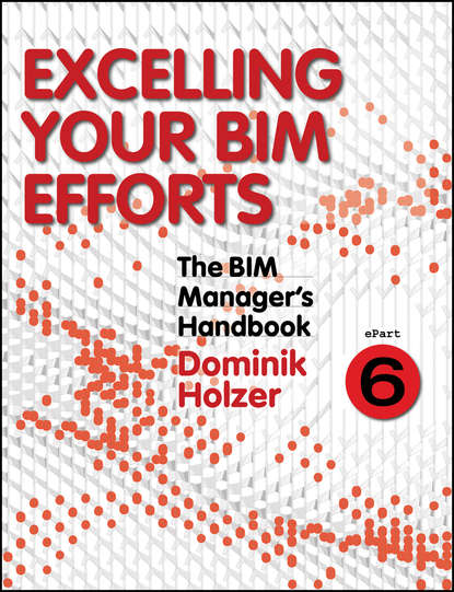 цена на Dominik Holzer The BIM Manager's Handbook, Part 6. Excelling your BIM Efforts