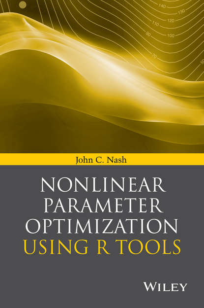 John C. Nash Nonlinear Parameter Optimization Using R Tools недорого