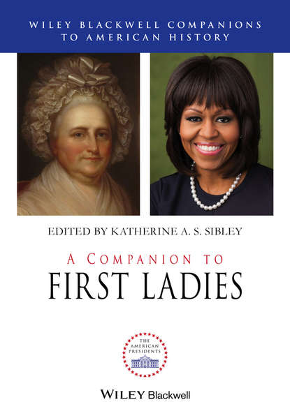 Фото - Katherine Sibley A.S. A Companion to First Ladies ladies large tote bags for women genuine