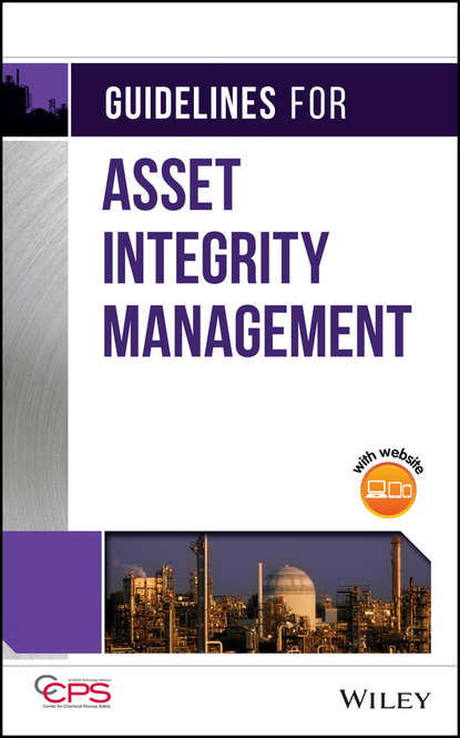 Фото - CCPS (Center for Chemical Process Safety) Guidelines for Asset Integrity Management ccps center for chemical process safety center for chemical process safety 19th annual international conference