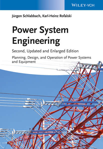 Juergen Schlabbach Power System Engineering недорого