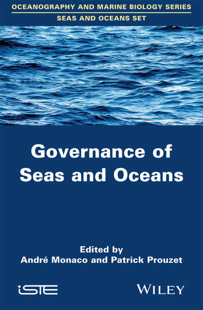 Patrick Prouzet Governance of Seas and Oceans joanna osiejewicz global governance of oil and gas resources in the international legal perspective