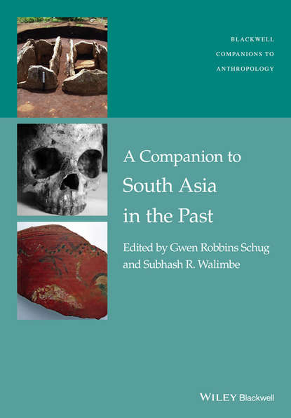 Gwen Robbins Schug A Companion to South Asia in the Past недорого