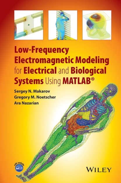 Ara Nazarian Low-Frequency Electromagnetic Modeling for Electrical and Biological Systems Using MATLAB dennis sullivan m electromagnetic simulation using the fdtd method