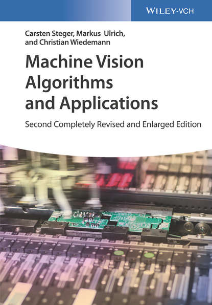Christian Wiedemann Machine Vision Algorithms and Applications