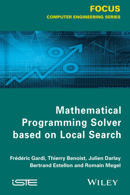 Фото - Frédéric Gardi Mathematical Programming Solver Based on Local Search iconoclast