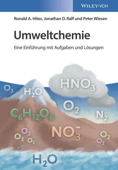 Фото - Ronald A. Hites Umweltchemie wilhelm jacob van bebber lehrbuch der meteorologie fur studierende und zum gebrauche in der praxis german edition