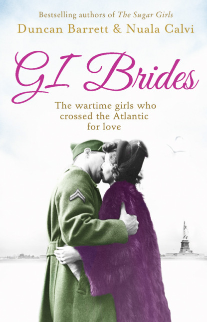 Duncan Barrett GI Brides: The wartime girls who crossed the Atlantic for love crossed pack of 4 volumes of 100 pages gift pen crossed with large letters for the whole family