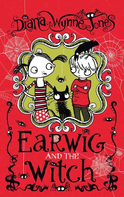 Diana Wynne Jones EARWIG AND THE WITCH carl dixon strange way to live