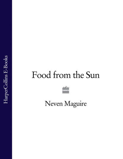 Neven Maguire Food from the Sun recipes from the woods