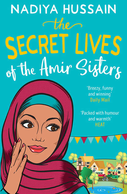 Nadiya Hussain The Secret Lives of the Amir Sisters: the ultimate heart-warming read for 2018