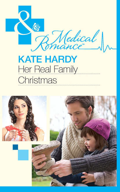 Kate Hardy Her Real Family Christmas недорого