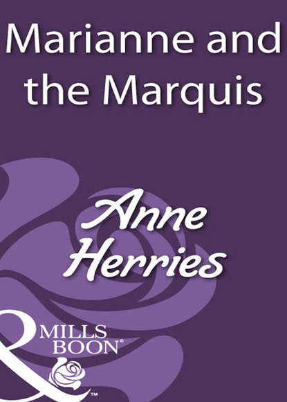 Anne Herries Marianne and the Marquis салфетница marquis 7154 mr
