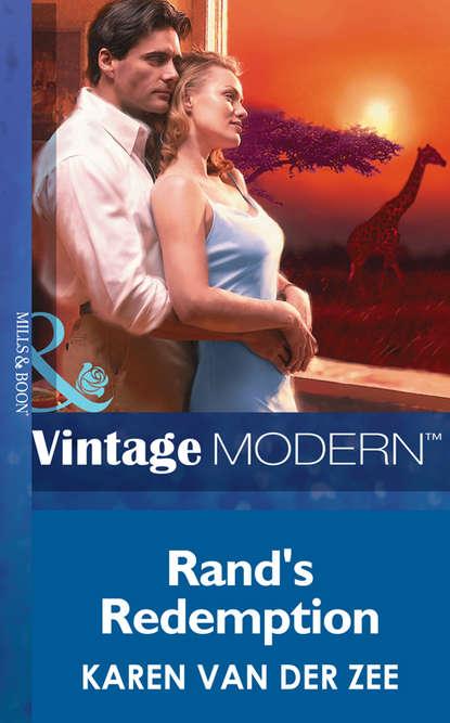 Karen Van Der Zee Rand's Redemption karen van der zee rand s redemption
