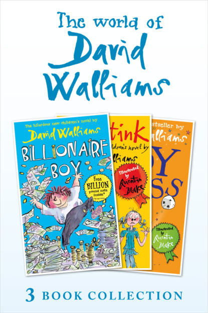 Фото - David Walliams The World of David Walliams 3 Book Collection david a poulsen david a poulsen s young adult fiction 3 book bundle