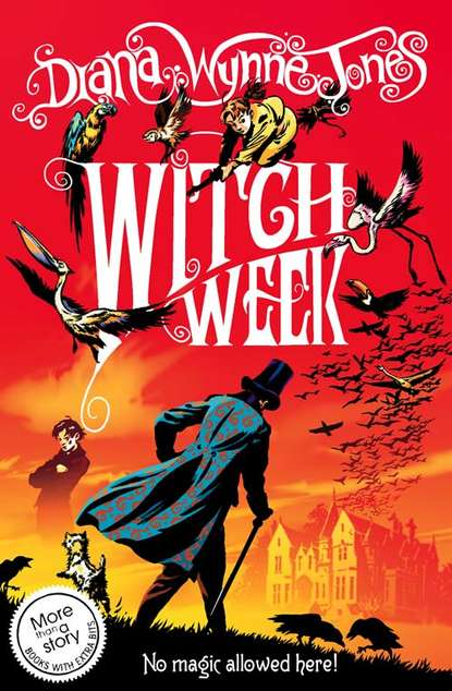 Diana Wynne Jones Witch Week diana wynne jones witch week