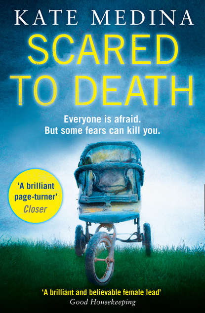 Kate Medina Scared to Death: A gripping crime thriller you won't be able to put down michael wood a room full of killers a gripping crime thriller with twists you won't see coming