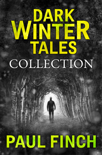 Paul Finch Dark Winter Tales: a collection of horror short stories paul finch shadows
