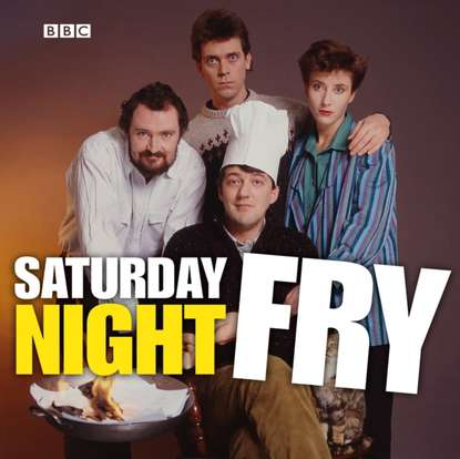 Stephen Fry Saturday Night Fry недорого
