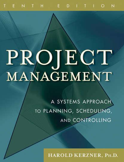 Harold Kerzner, Ph.D. Project Management the vessel project