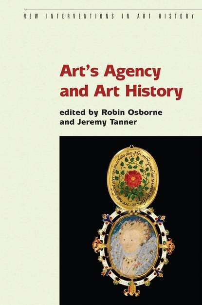 howard morphy the anthropology of art Robin Osborne Art's Agency and Art History