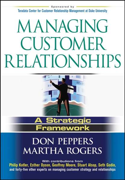 Don Peppers Managing Customer Relationships perception of price fairness and customer response behaviors