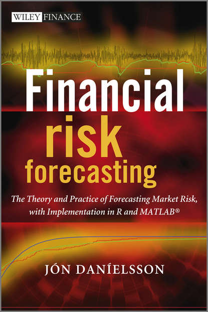 Фото - Группа авторов Financial Risk Forecasting bernt danielsson steff