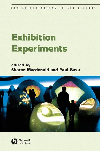 Paul Basu Exhibition Experiments недорого