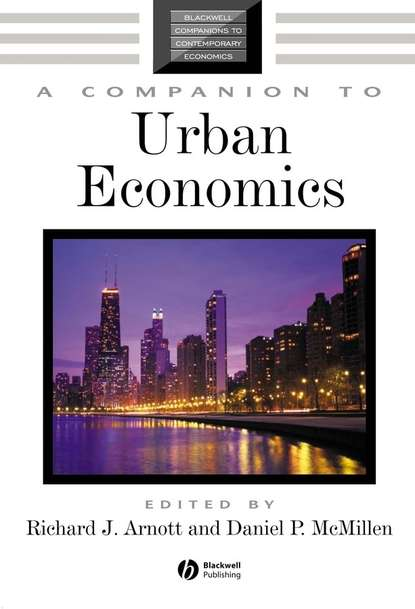 Daniel McMillen P. A Companion to Urban Economics daniel mcmillen p a companion to urban economics