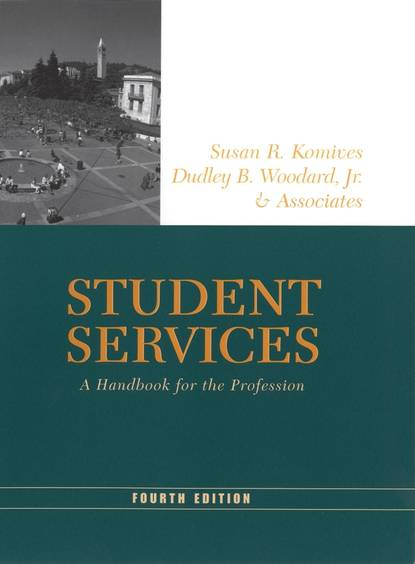 Susan Komives R. Student Services perel e the state of affairs м perel