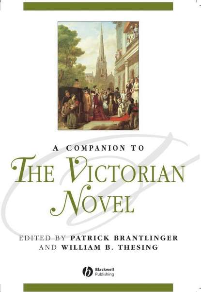 Patrick Brantlinger A Companion to the Victorian Novel недорого