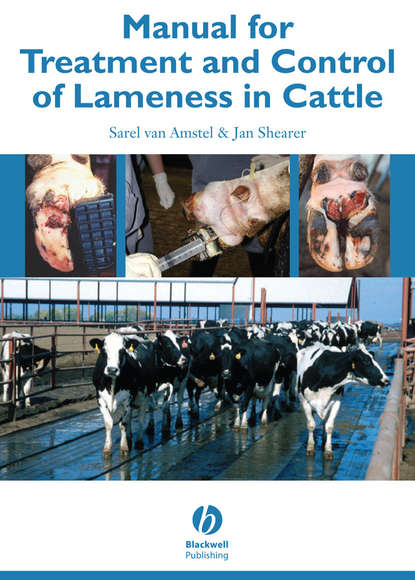 Jan Shearer Manual for Treatment and Control of Lameness in Cattle недорого