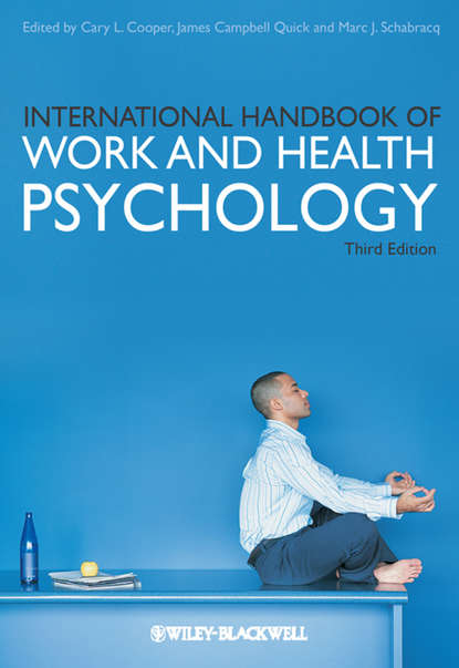 Cary L. Cooper International Handbook of Work and Health Psychology william buskist handbook of the teaching of psychology
