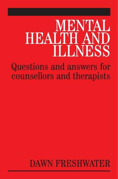 Michael Jacobs Mental Health and Illness недорого
