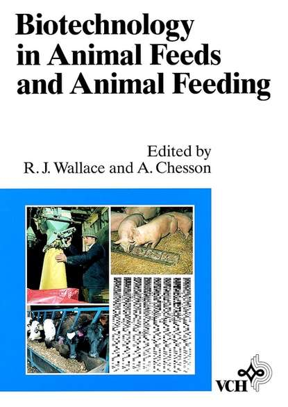 Фото - Andrew Chesson Biotechnology in Animal Feeds and Animal Feeding michael westendorf l food waste to animal feed