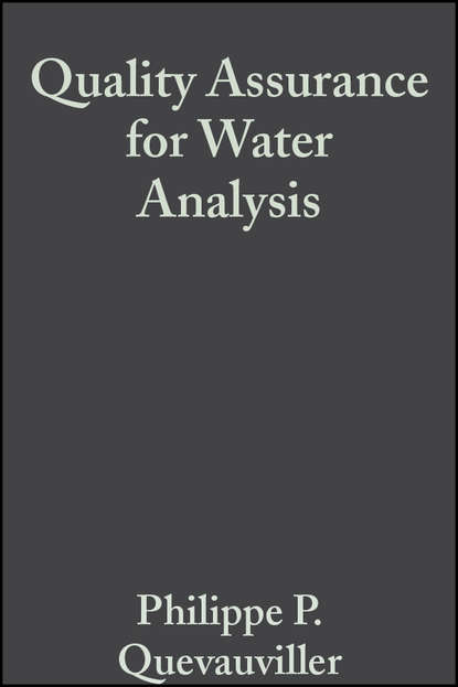 Фото - Группа авторов Quality Assurance for Water Analysis sally anne pitt internal audit quality developing a quality assurance and improvement program