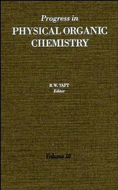 Группа авторов Progress in Physical Organic Chemistry andrew streitwieser progress in physical organic chemistry volume 10