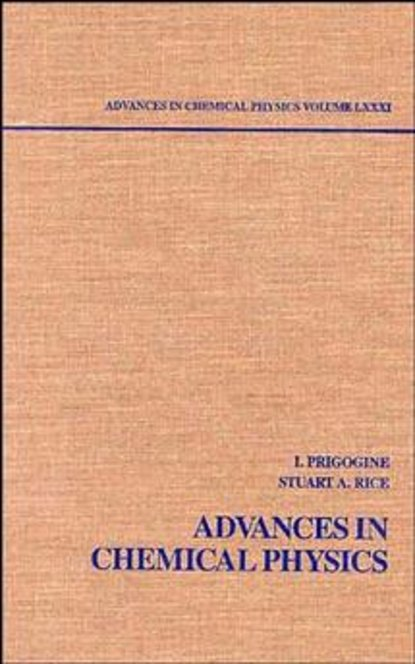 Advances in Chemical Physics